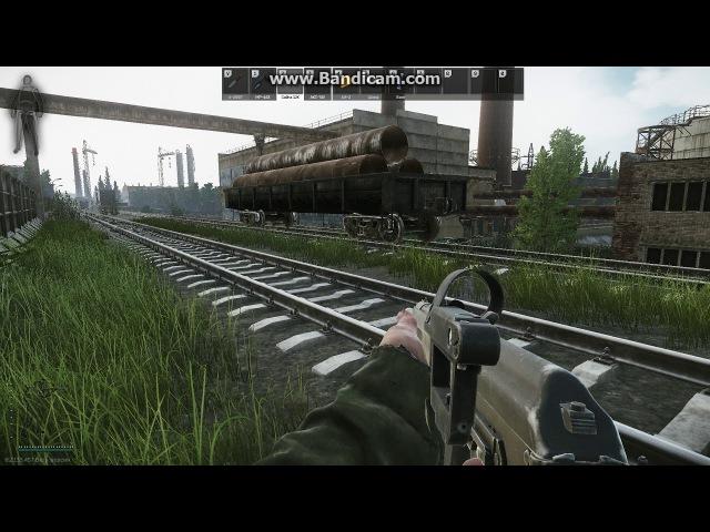 Escape FromTarkov рейд за дикого ч.2