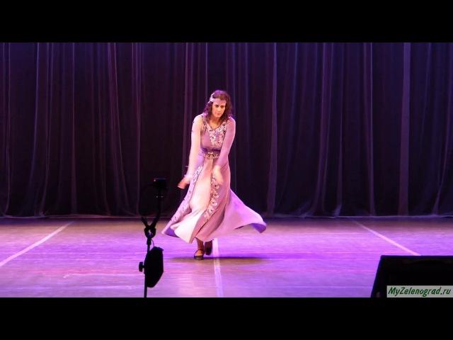 Танец Сарери овин мернем исполняет Татьяна Антошина