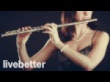 Classical Transverse Flute and Piano Music  Classical Instrumental Music  Study, Work Music