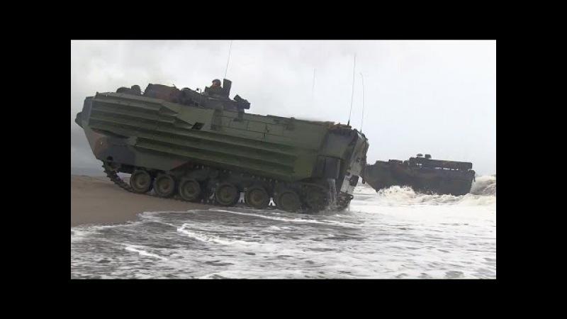 Amphibious Assault, HALO Jump, HIMARS - PHIBLEX 33