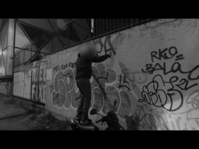 A Bombers Journal 004 - 132 Crew in Paris. (Graffiti Journal).