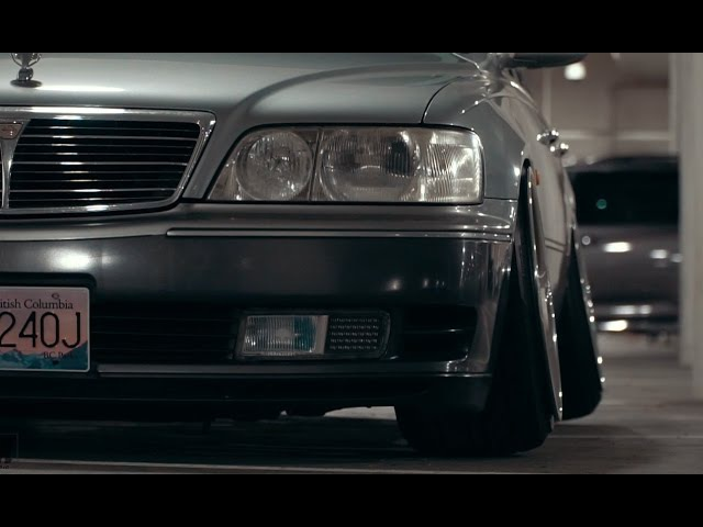CAMBERED NISSAN CIMA VANCOUVER ONIKYAN