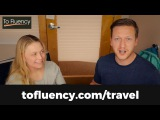 A Conversation in English About Travel (with Subtitles) | Learn Real English ?? ??