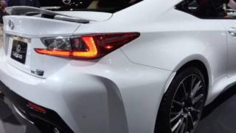 Новейшие тачки 2017 Автосалон Лос-Анджелес (Los Angeles Auto Show)