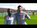 Sadio Mane and Emre Can recreates Papiss Cisse's wonder goal