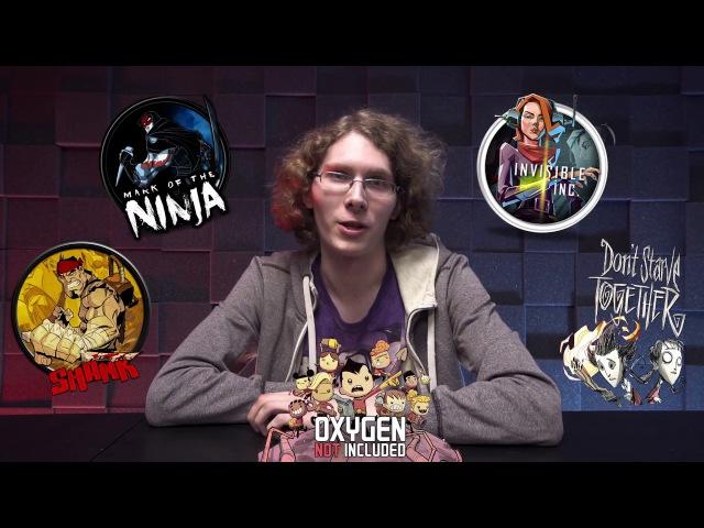 Взгляд в прошлое 1 Ниндзя, киберпанк, роботы