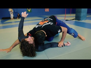 Kurt Osiander's Move of the Week - Cut Through Pass No-Gi