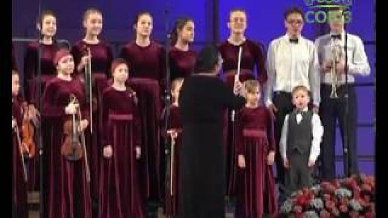 Концерт по случаю празднования пятилетия образования Екатеринбургской митропо...