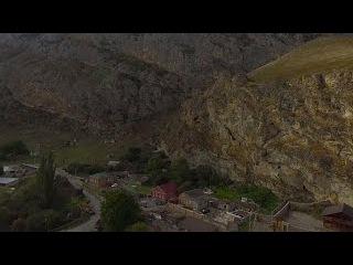 Поехали - Северная Осетия: Дзивгисская крепость, Цейское ущелье и Сказский ледник (15.10.2016)