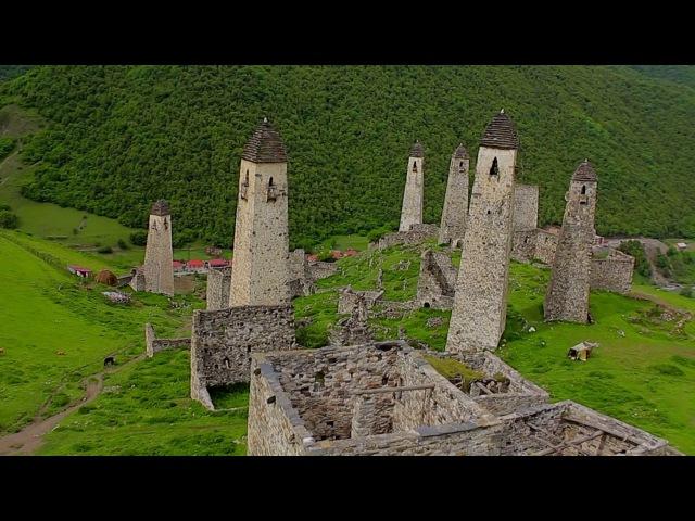 Открой для себя Ингушетию Республика Ингушетия