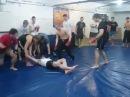 Боксер против АРБ ( Армейский рукопашный бой)