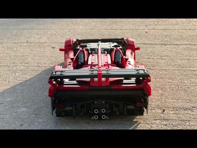 Lamborghini Veneno - Technic Lego MOC