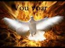 Vou voar nas asas do Espírito, vou voar.