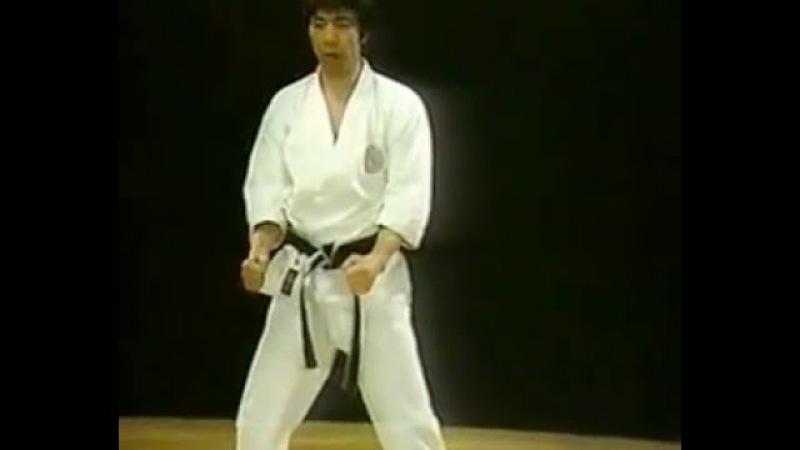 Ката каратэ сетокан - Хейан Йондан