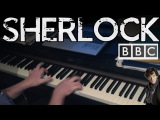 Sherlock BBC Piano cover Opening + Main Theme
