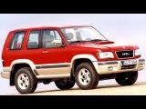 Opel Monterey RS 07 1998 08 1999