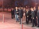 27.09.2011 - Платини посетил Харьков