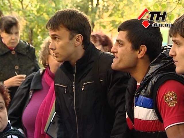 Провокаторы требовали денег от Салыгина ч2