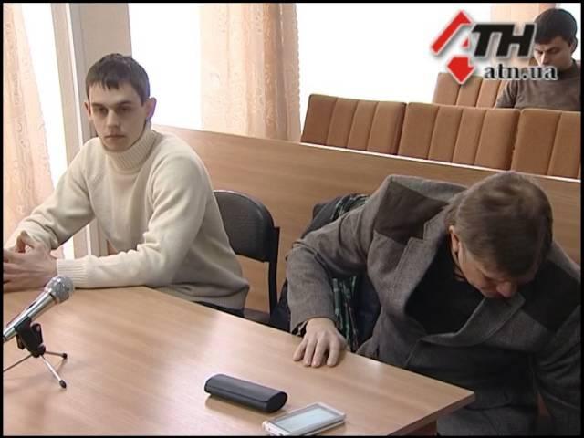 07.02.14 - Начались прения по ДТП на Салтовском шоссе