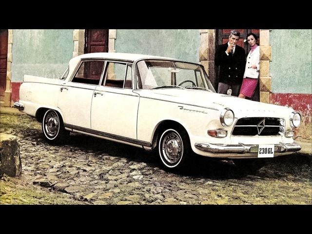Borgward 230 GL Pullman 1965 71