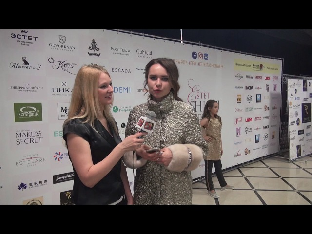 Интервью модели Валерии -