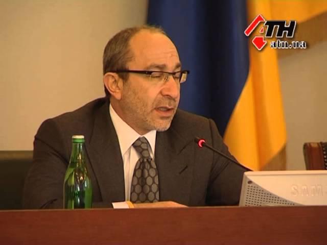 Кернес извинился перед министром за блеяние подчиненного