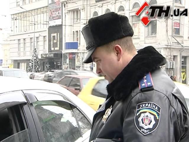 20.1.12 - На дорогах работает спецотряд «Кобра»