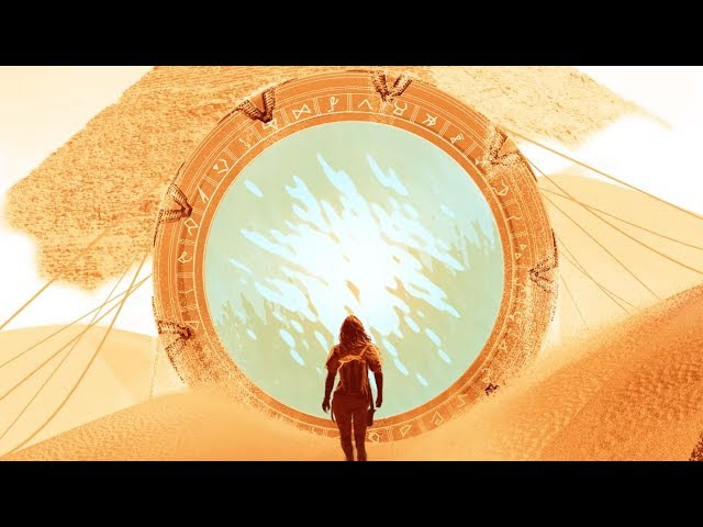 STARGATE: ORIGINS - Official Teaser Trailer