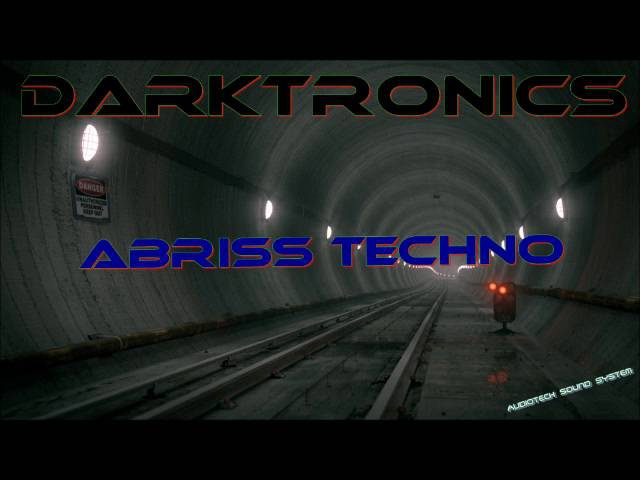 Darktronics Dark Techno Breder@Schepper 18 10 2016