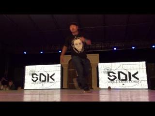 HOUSE | HIRO judge demo before house final | SDK EUROPE 2017 | Danceproject.info