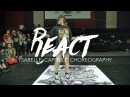 React Erick Sermon Ysabelle Capitule Choreography Summer Jam Dance Camp 2017
