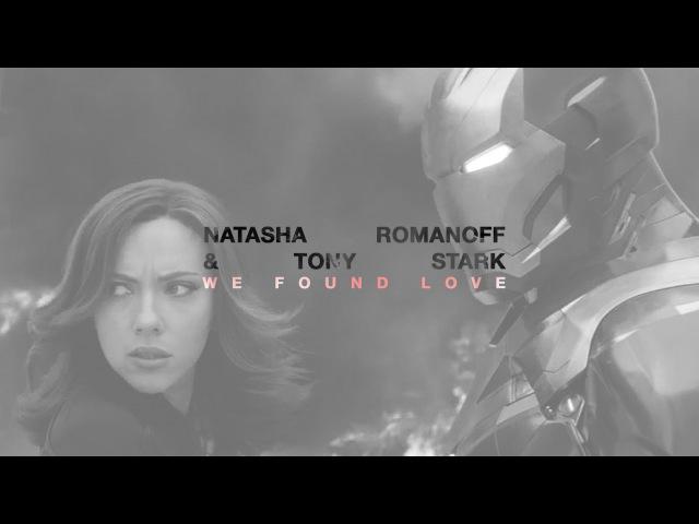 WE FOUND LOVE   tony natasha