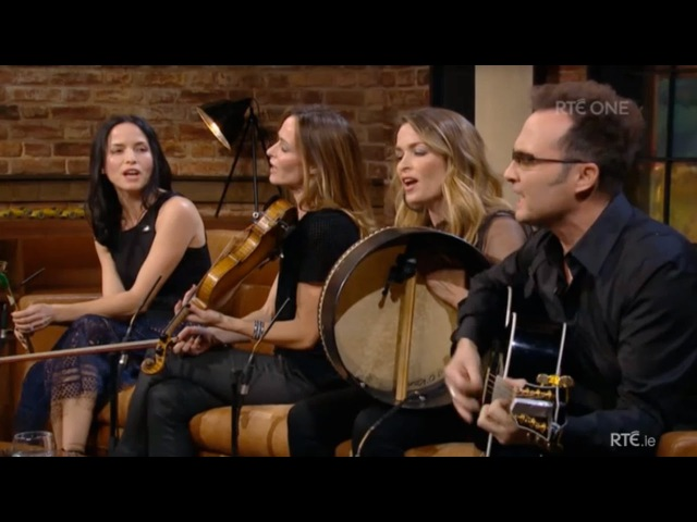 The Corrs | Forgiven Not Forgotten | Acoustic 2015
