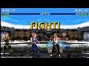 Путин против Яценюка, Политический Mortal Kombat