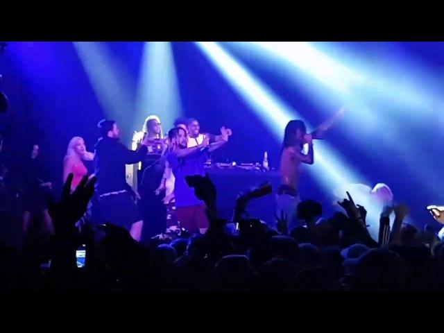 Rae Sremmurd x $UICIDEBOY$ - Swang (LIVE)