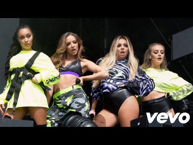Little Mix Full Performance at the Radio 1 Big Weekend