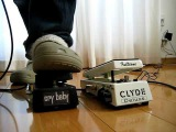 FULLTONE -CLYDE DELUXE Wah-   VS   VINTAGE VOX-CRYBABY V846 Wah made in Italy