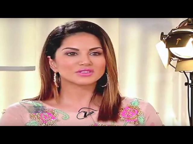 Sunny Leone WORST Interview With Bhupendra Chaubey On CNN IBN Hot Seat