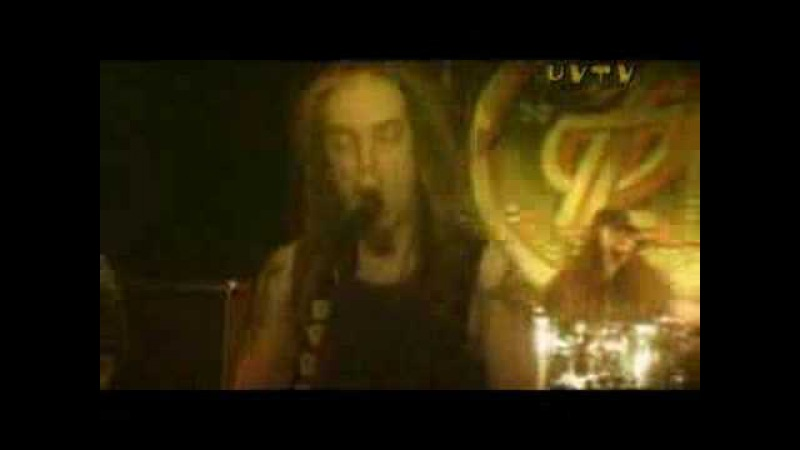 Strapping Young Lad - Skeksis (live)
