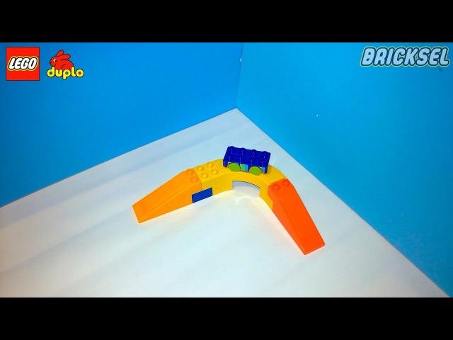 LEGO DUPLO Трэк Башмачка из Даши Путешественницы (LEGO DUPLO Boots Track from Dora the Explorer)