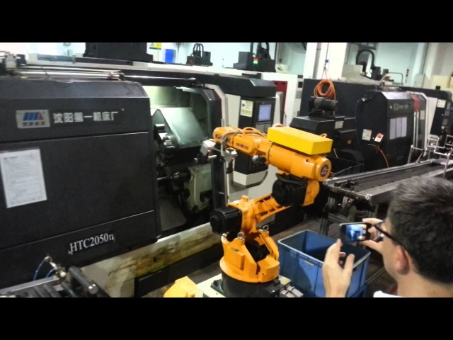Brazos roboticos GSK, GSK Diligent Chinese Robot