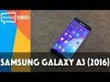 Обзор Samsung Galaxy A3 (2016) очень красивый и небольшой Samsung