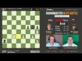 Грищук - Карлсен, 15 партия, 3+2, Ферзевый гамбит