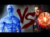 МАНХЭТТЕН против СТРЭНДЖА  DR MANHATTAN vs DR STRANGE CT Fight Club  DC  Watchmen  Marvel