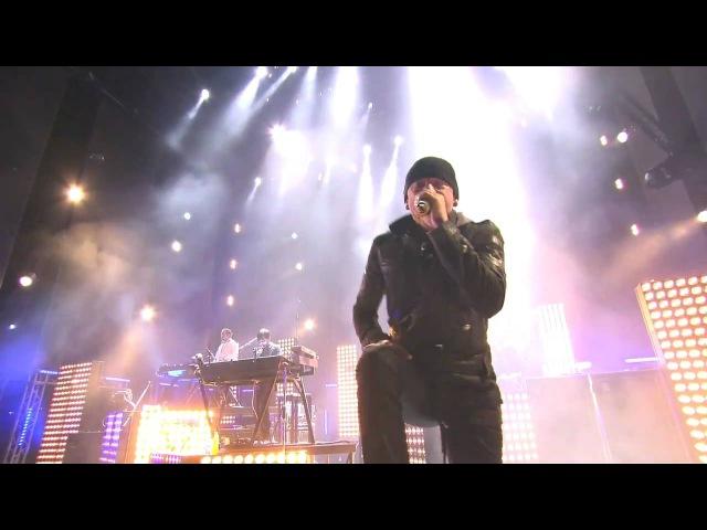 Linkin Park - Breaking The Habit live at MTV EMA Madrid, 2010 HD