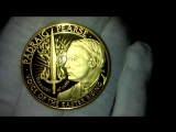 Gold commemorative coins Easter rising 1916 commerorating Irish patriots