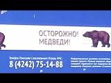 Пик Чехова для баб или как мы убегали от медведей =)
