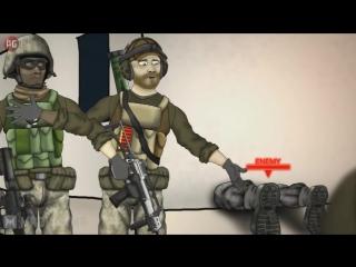 Друзья по Battlefield - Подлый выстрел (4 серия) [2 сезон]