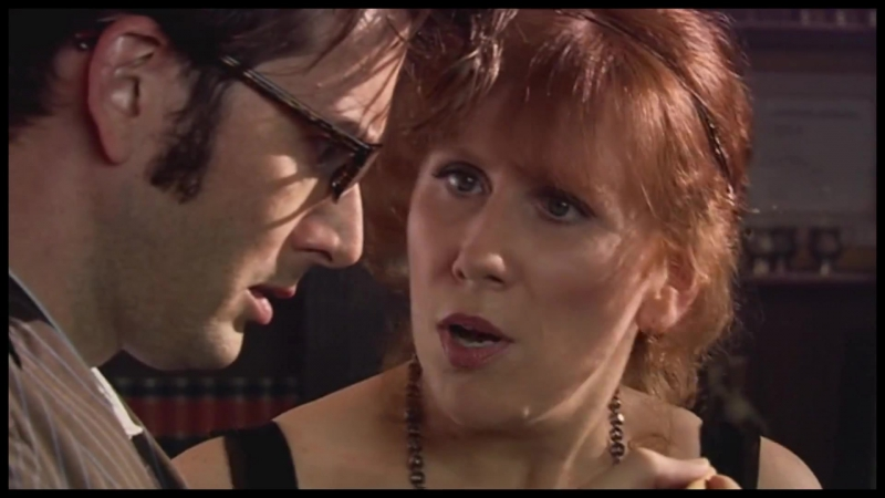 Doctor Who / Доктор Кто (Donna Noble) - But I've been dieting (HUMOUR)
