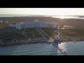 Казахстан. Приозёрск. Съёмка с квадрокоптера. 25-29 августа 2017 года